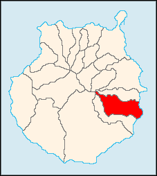 Municipal location in Gran Canaria