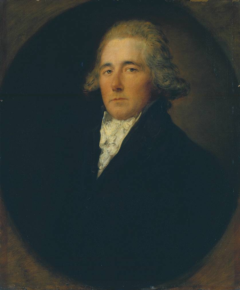 postscript=}} Painting by [[Thomas Gainsborough