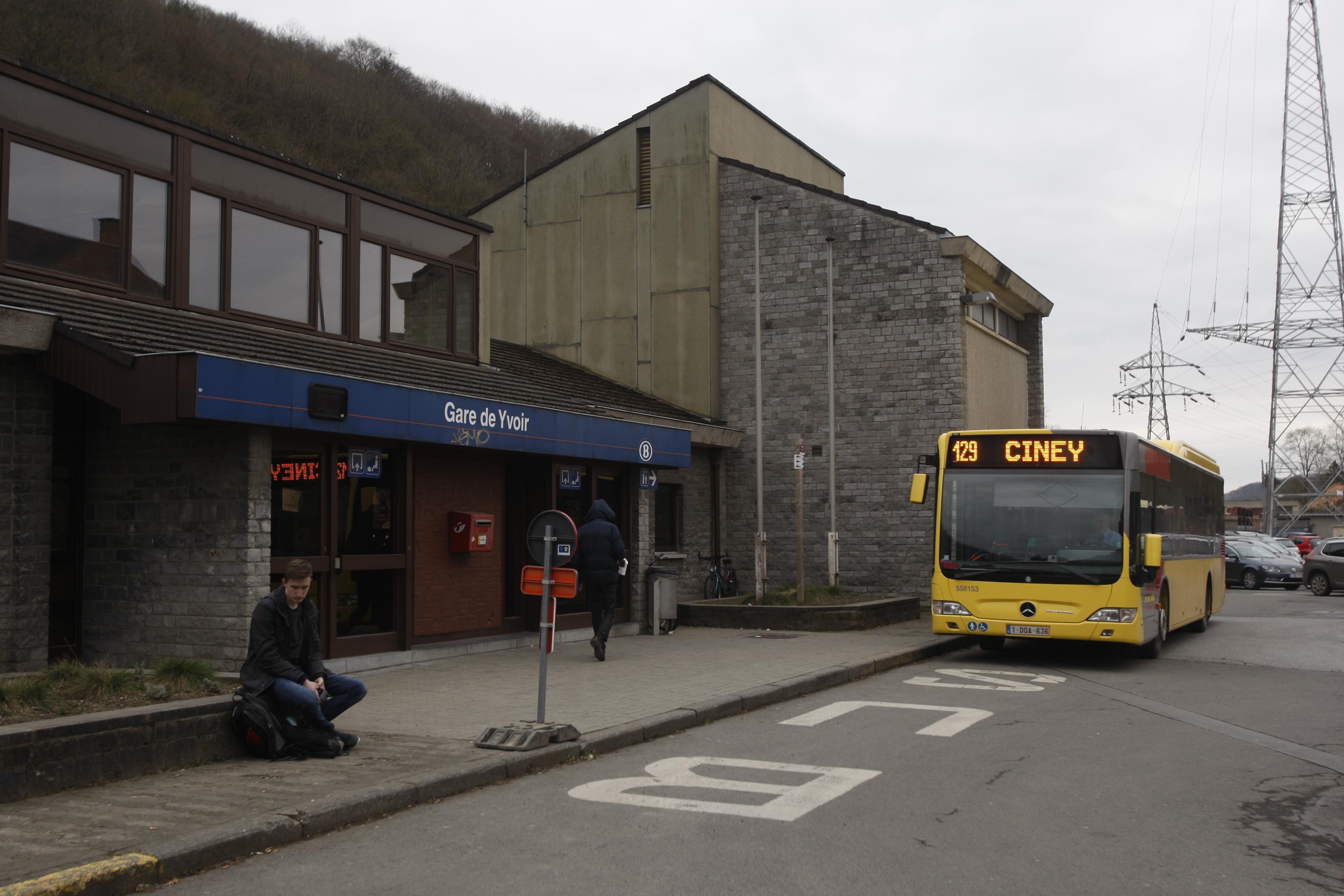 Station Yvoir