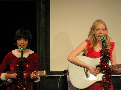 Garfunkel and Oates at the Upright Citizens Brigade Theater