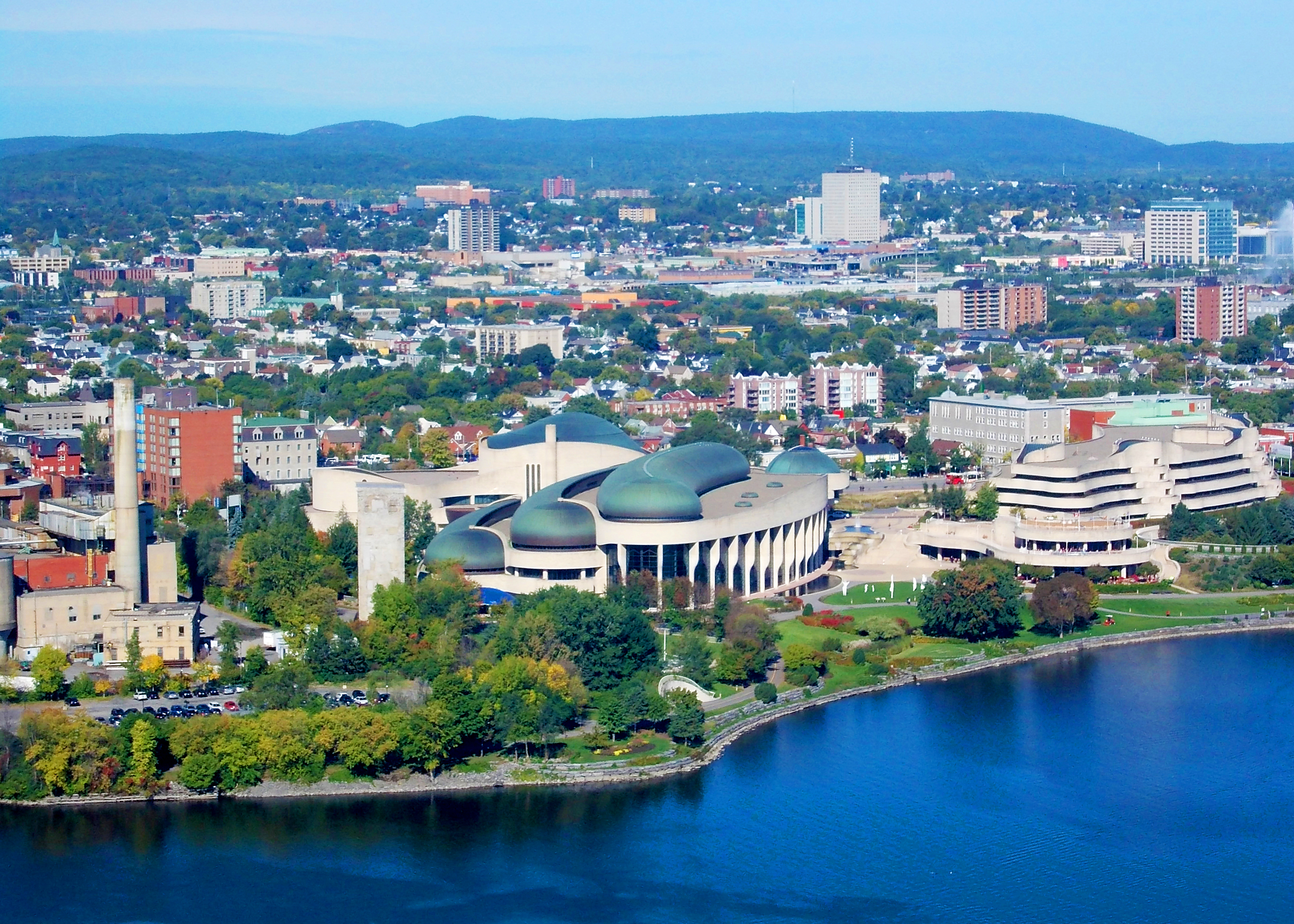 Gatineau (QC) Canada  city images : gatineau officially ville de gatineau is a city in western