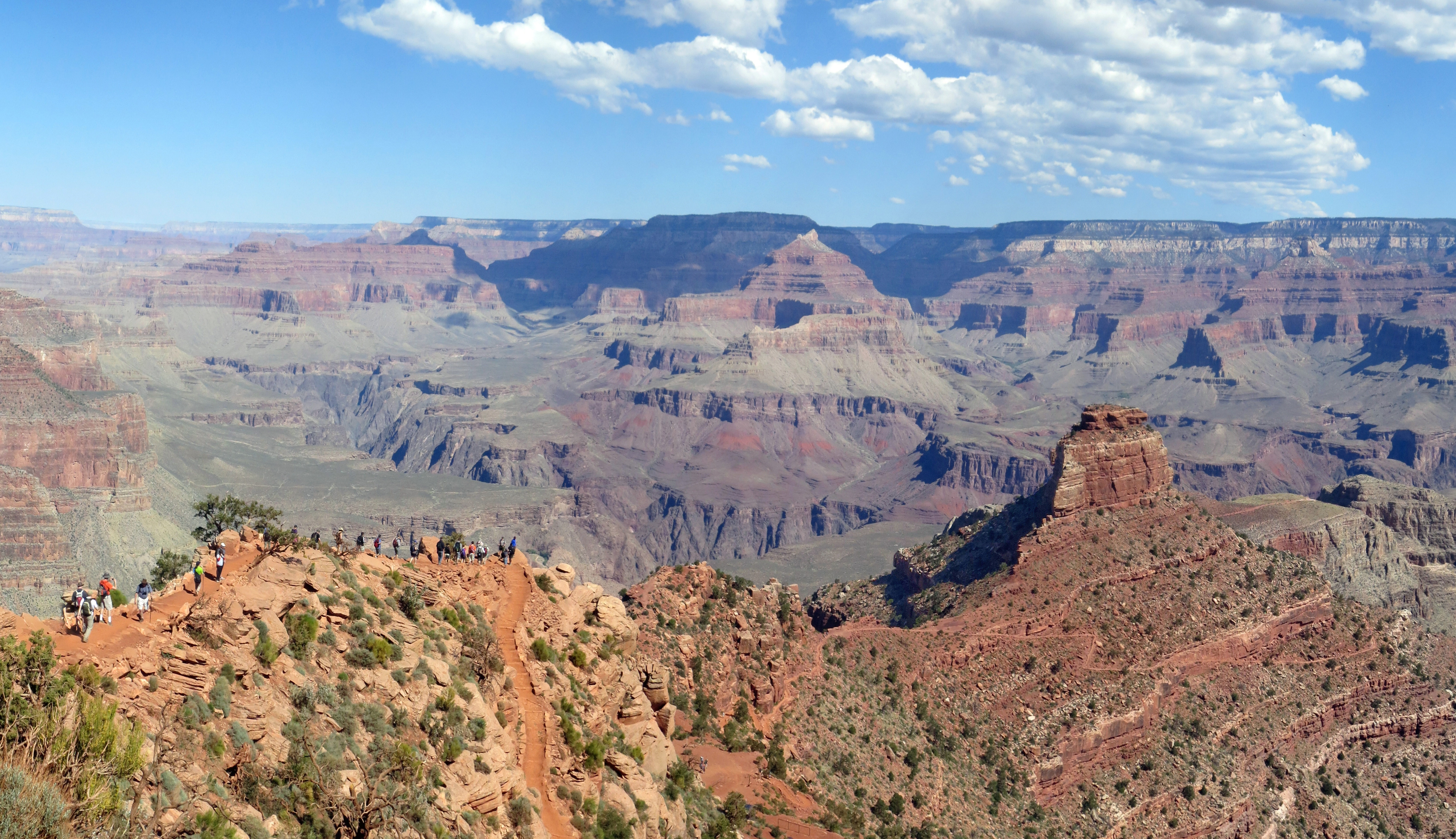 1- The Grand Canyon (United States)