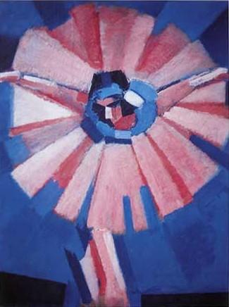 Harald Giersing, Danserinde, 1918