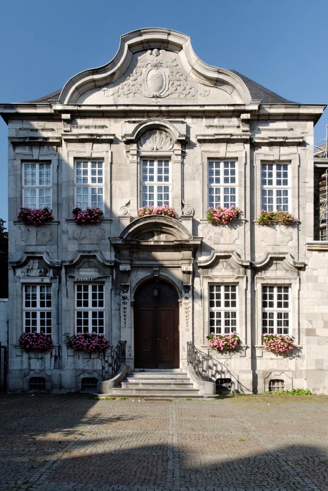 Deutsche Haus Aachen