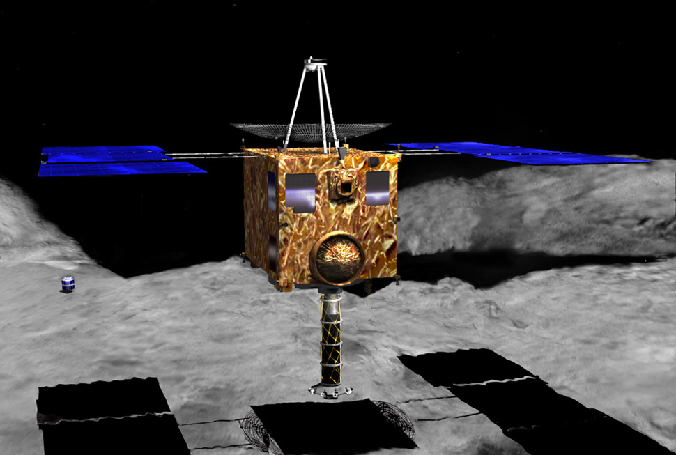 小惑星 探査 機 はやぶさ