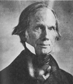 "Henry Clay, who was accused of making a ""..."