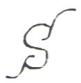 Henry Stuart Handwriting sample S mag.png