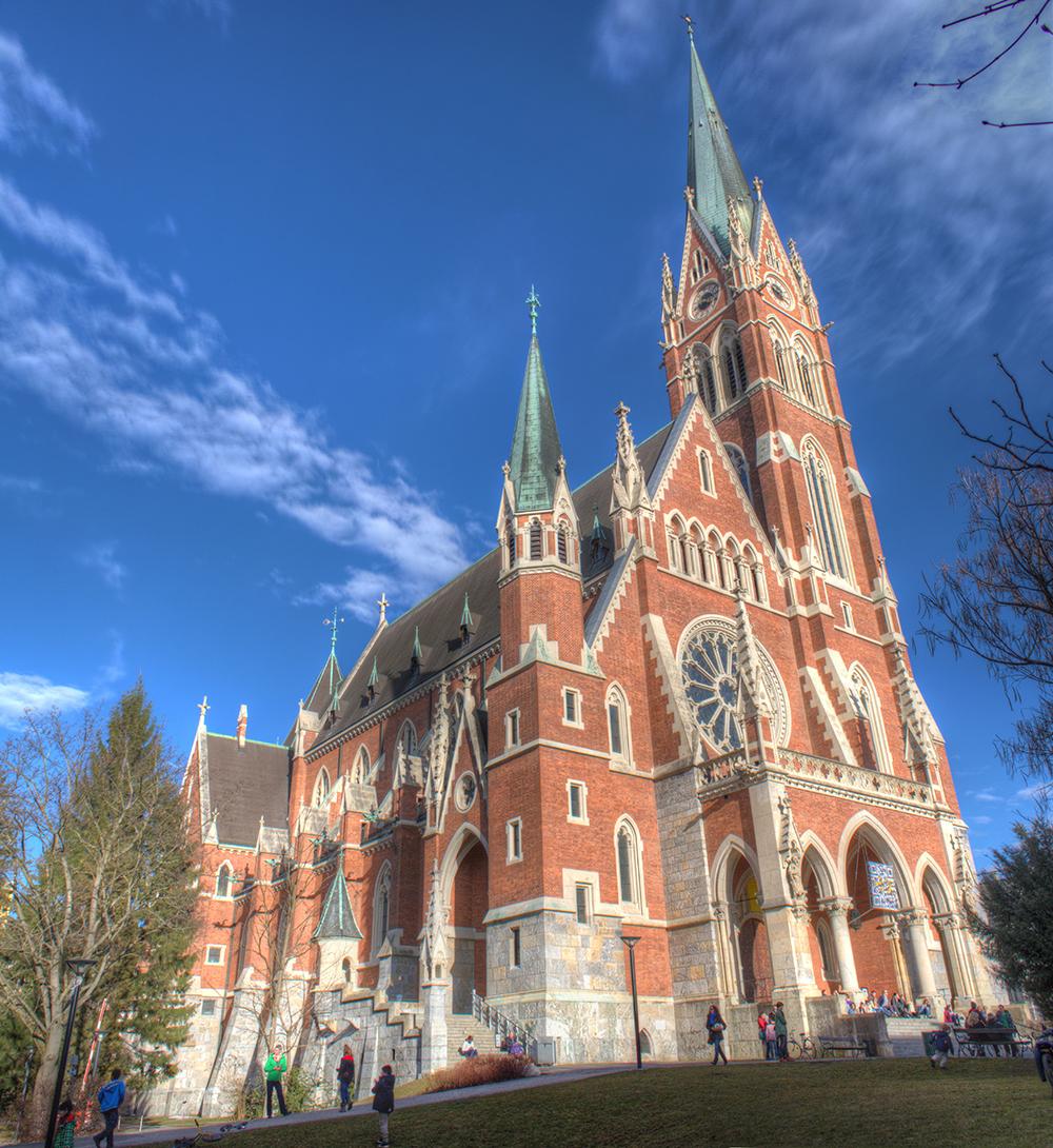 Herz-Jesu-Kirche (Graz) - Wikiwand