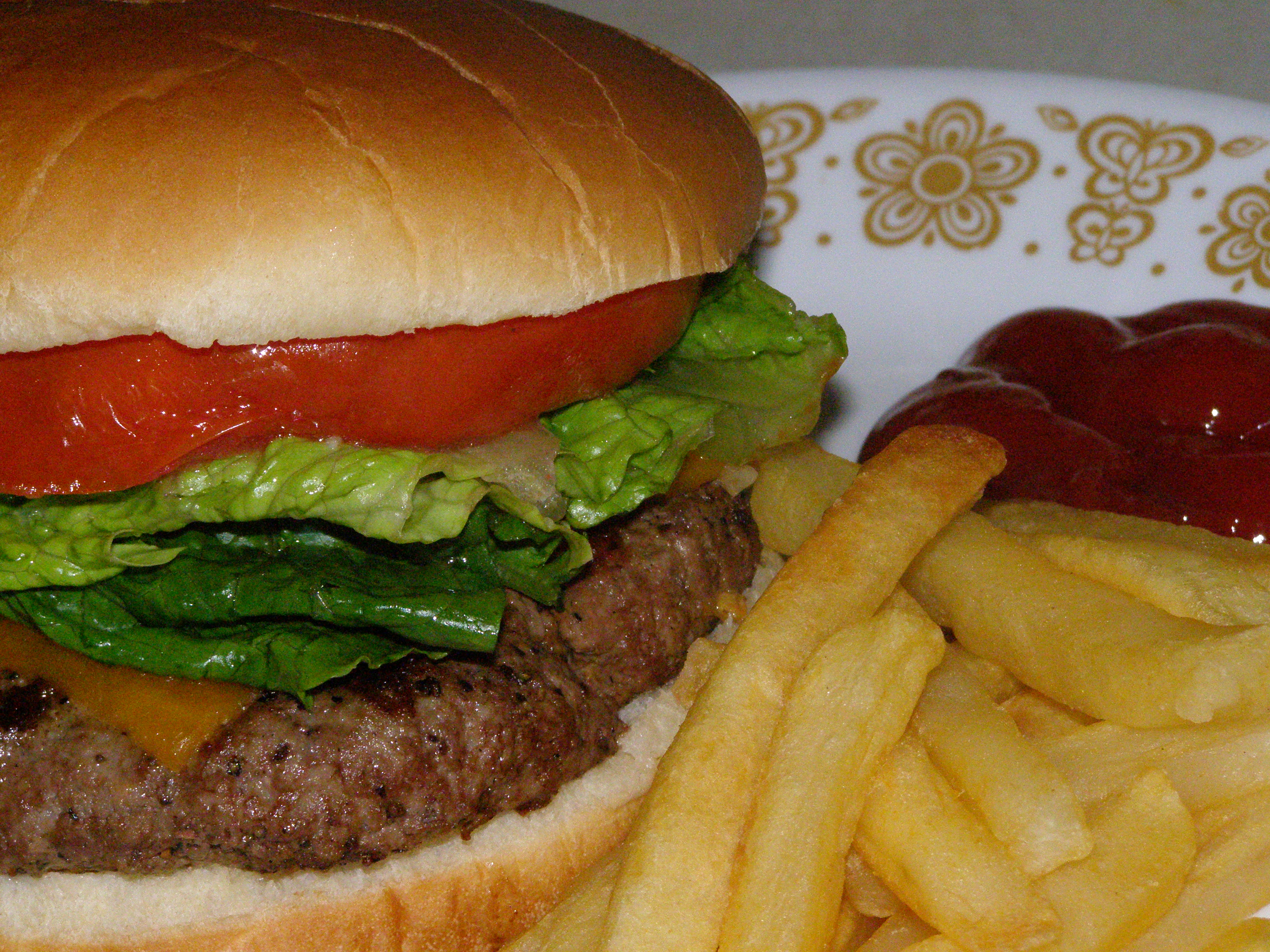 Foodies Love Affair: Cheeseburgers!!!