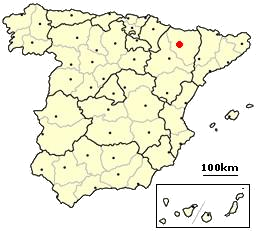 Huesca, Spain location.png