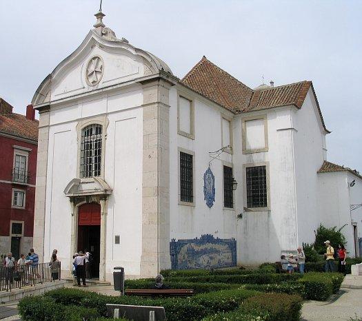 Iglesia de Santa Lucía (Lisboa) Lugar de Interés en Lisboa ...