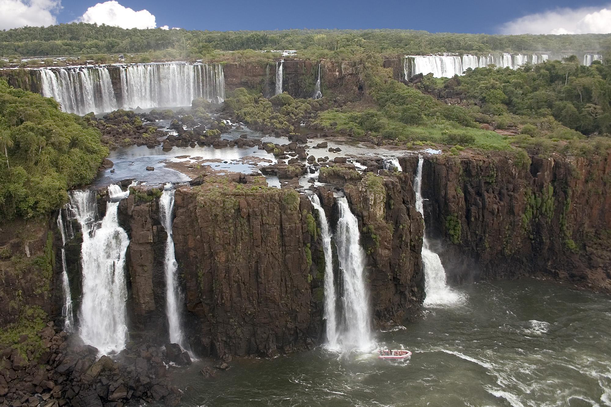 Iguazu Falls  Day Tour