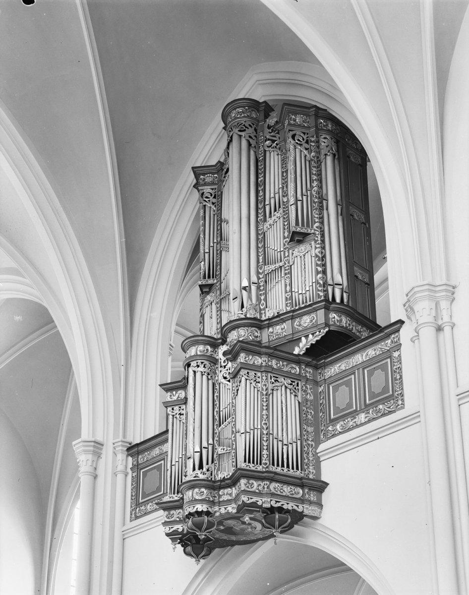 Datei interieur orgel abcoude 20004192 for Interieur niederlande