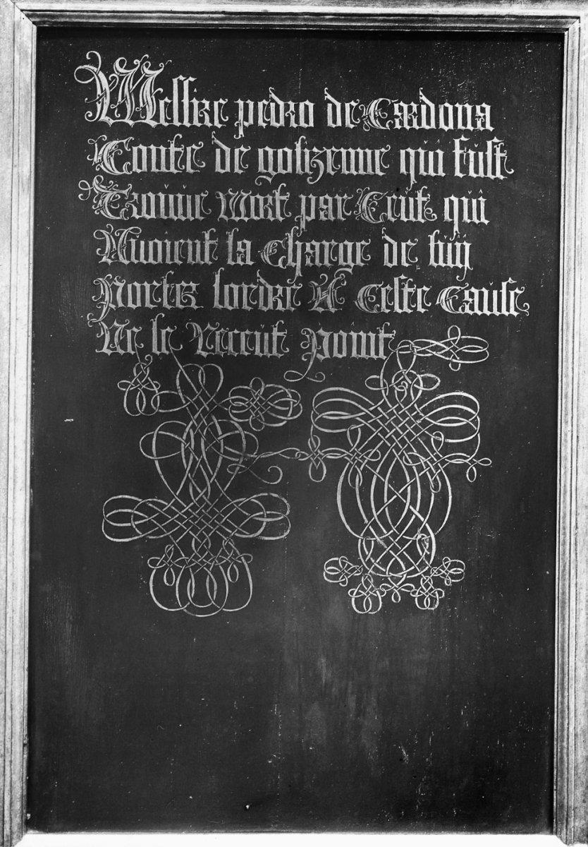 Datei:Interieur priesterkoor, wapenbord Ridder Gulden Vlies, Pedro ...