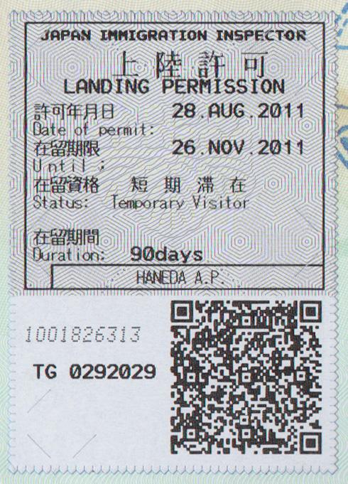 Japan Passport Travel Without Visa