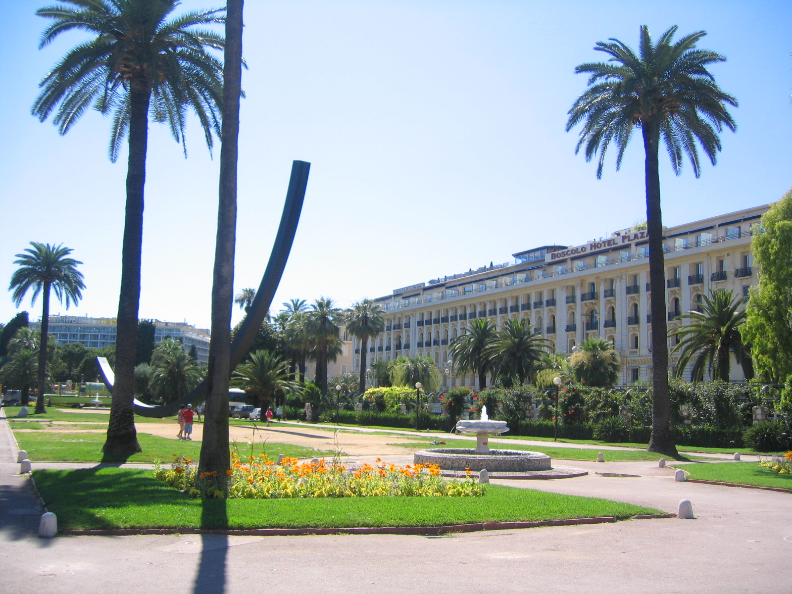Jardin Albert-Ier — Wikipédia