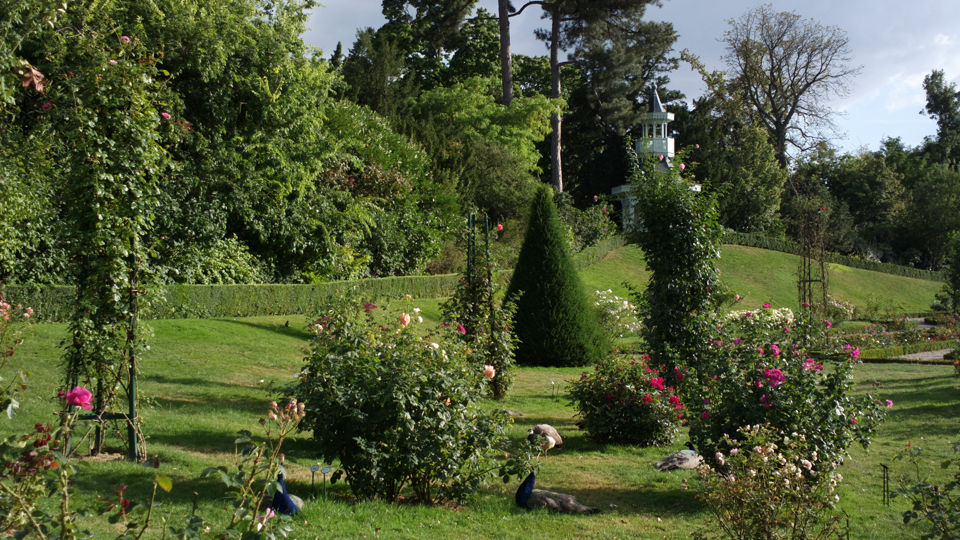 File jardin parc de wikimedia commons for Bagatelle jardin