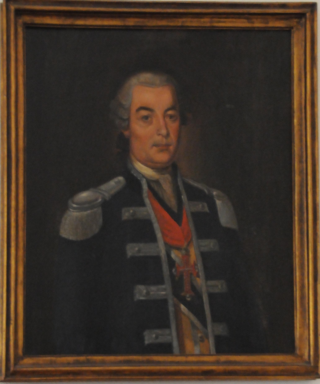Depiction of Johann Friederich Ludwig