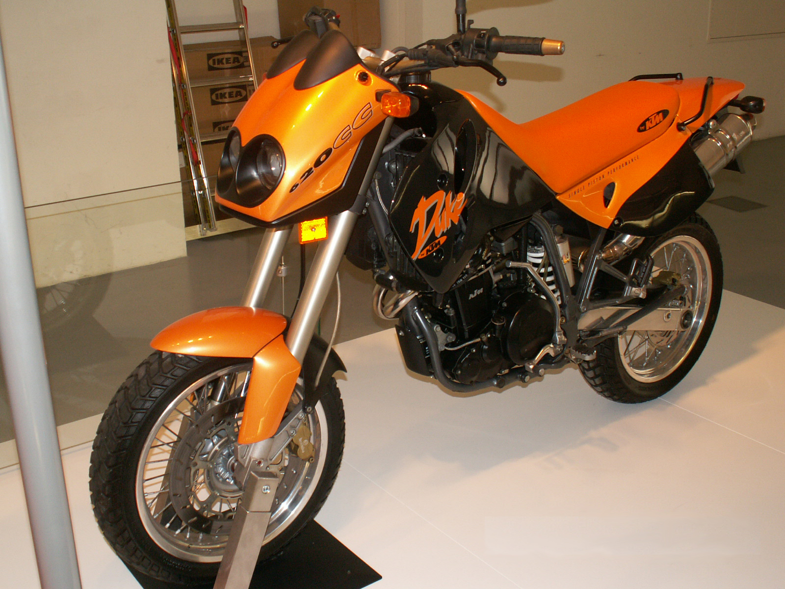 Ktm  Stroke Exhaust Systems