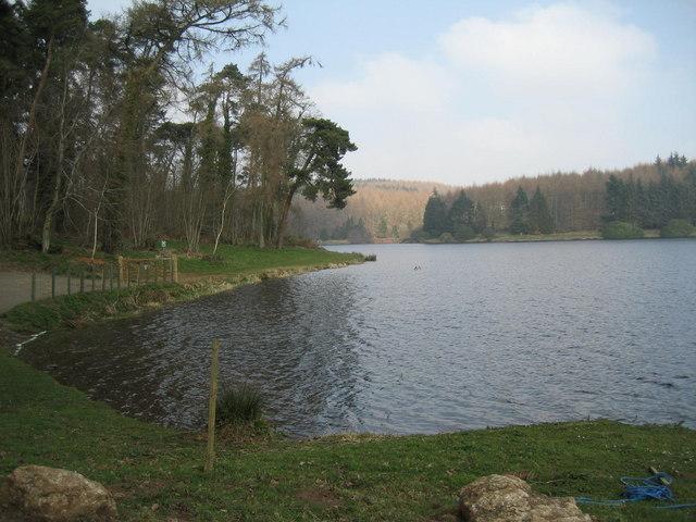 Kennick Reservoir - geograph.org.uk - 1212526