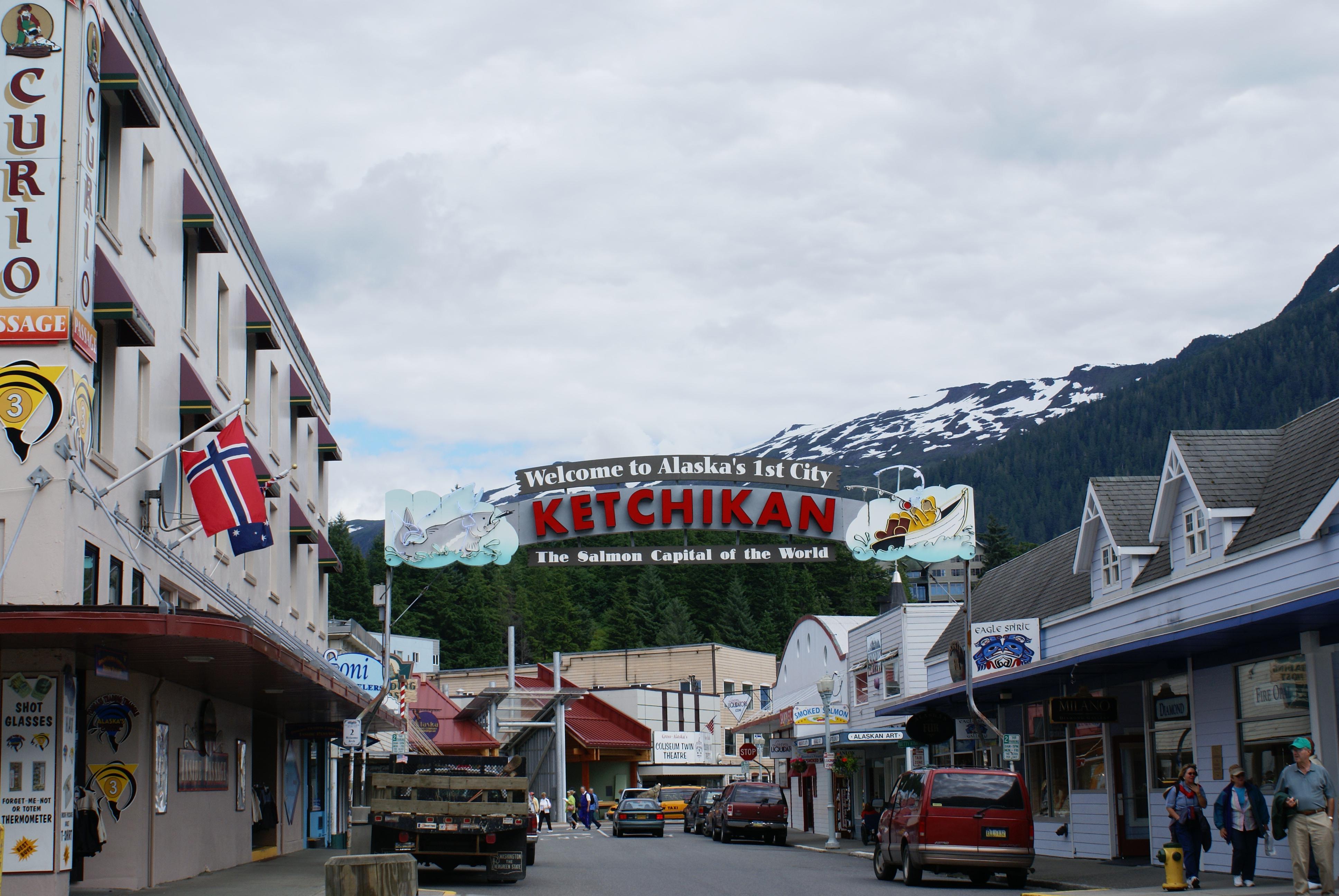 Ketchikan (AK) United States  City new picture : Ketchikan Alaska 2 Wikipedia