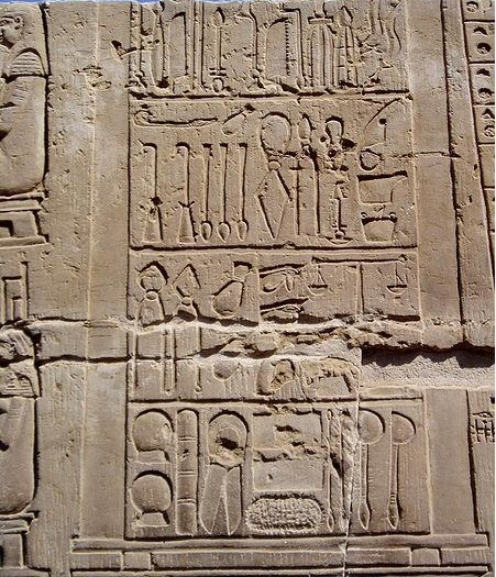 Medicina en el Antiguo Egipto - Wikipedia, la enciclopedia