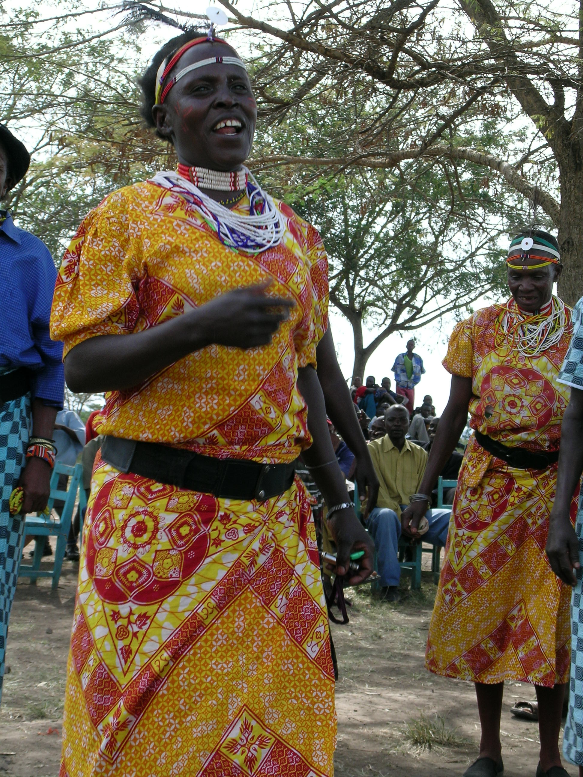 Dating traditioner i Kenya