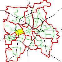 Leipzig Karte Mit Stadtteilen.Lindenau Leipzig Wikipedia