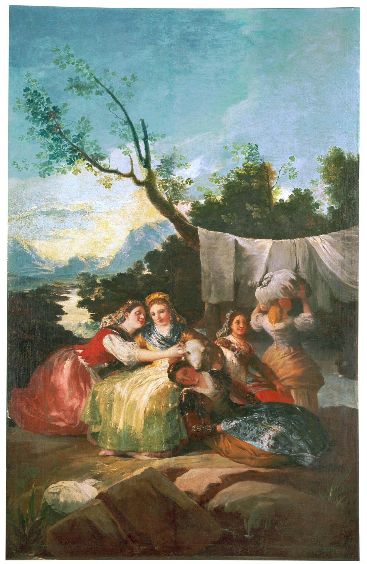 Las lavanderas - Wikipedia, la enciclopedia libre
