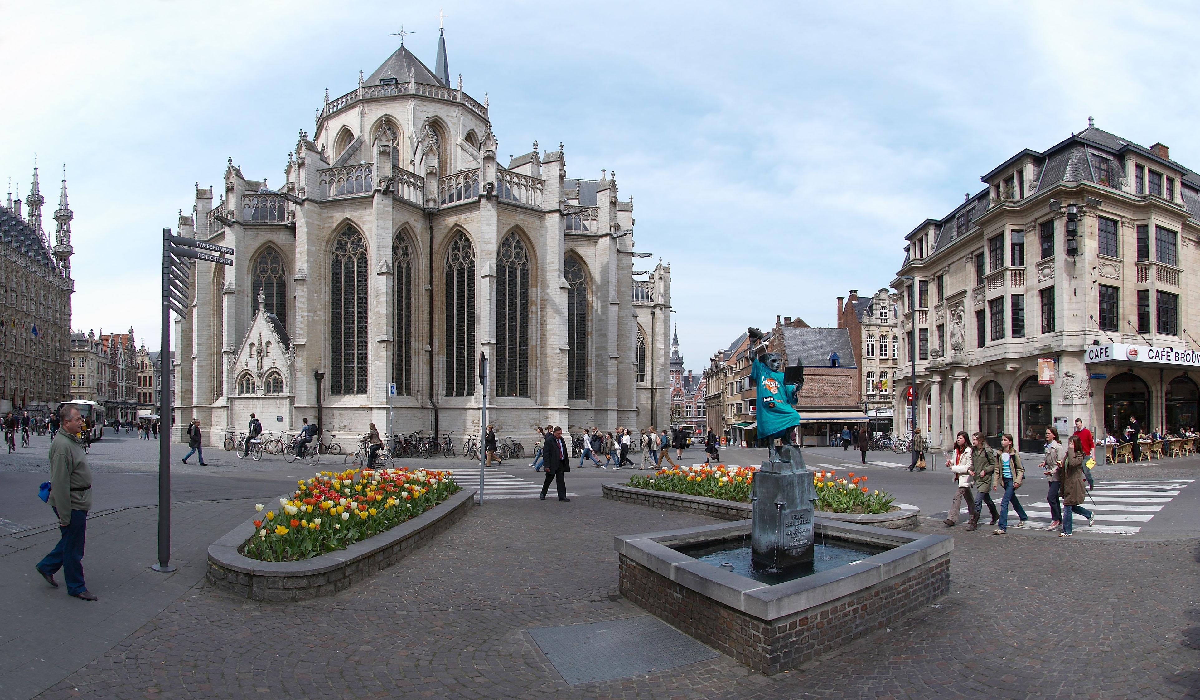 I 10 posti migliori da visitare in Belgio