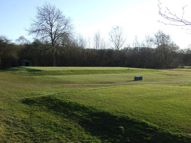 Miles Of Golf >> Lindrick Golf Club - Wikipedia