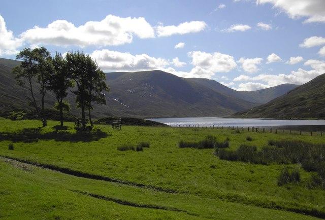 Loch Callater - geograph.org.uk - 707835