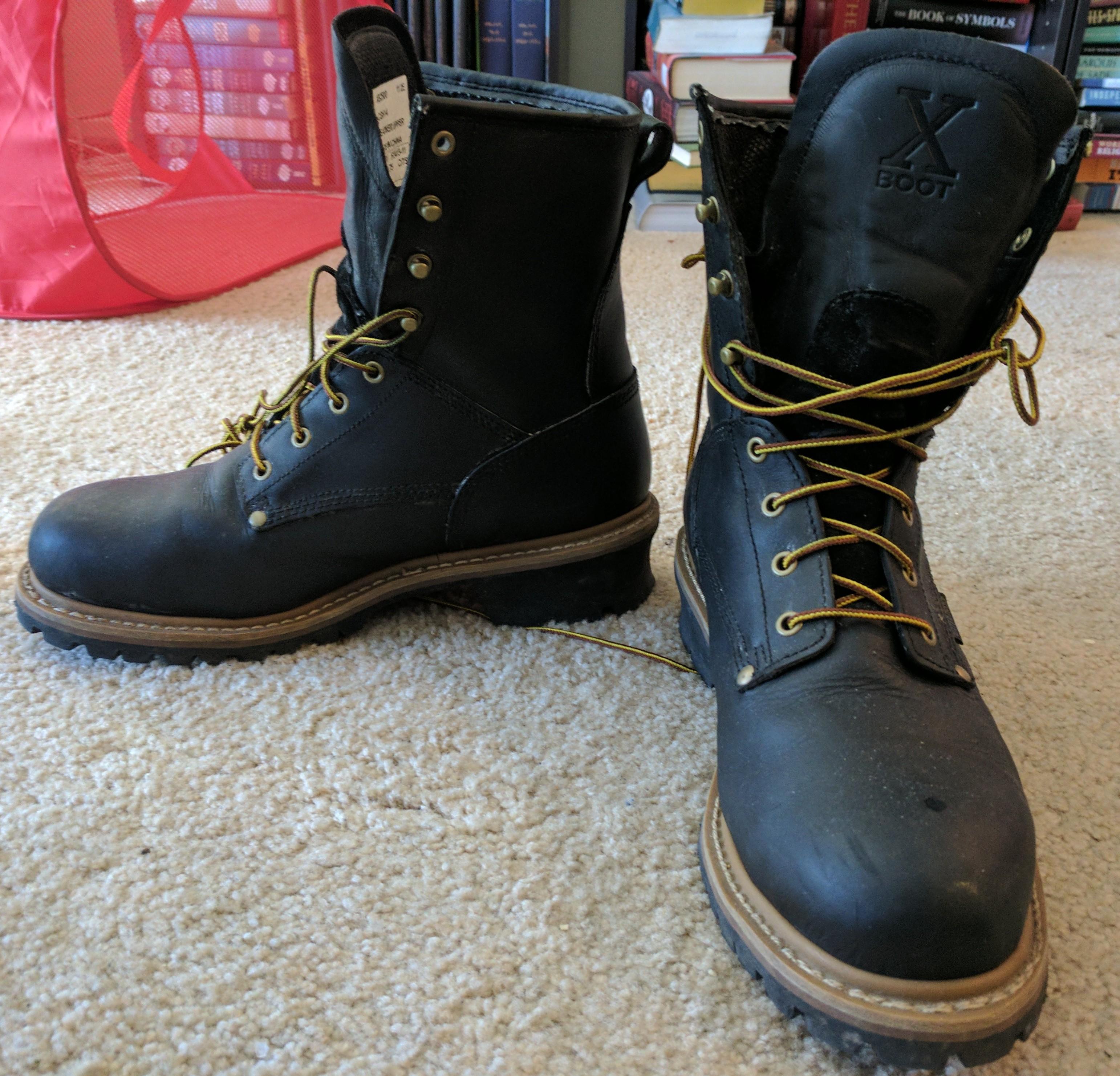 Caulk boots - Wikipedia