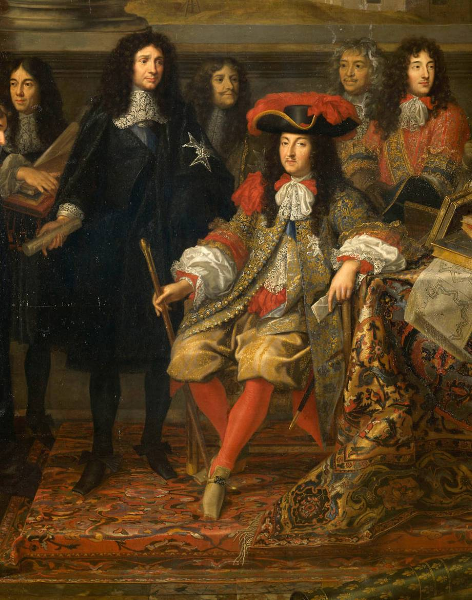 Louis XIV 1666 Charles le Brun