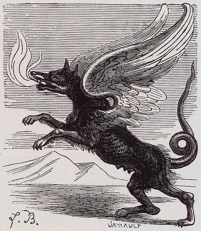Marchosias - Wikipedia - photo#46