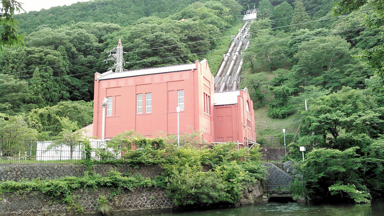 File Marumori Power Plant Koriyama City Jpg Wikimedia Commons