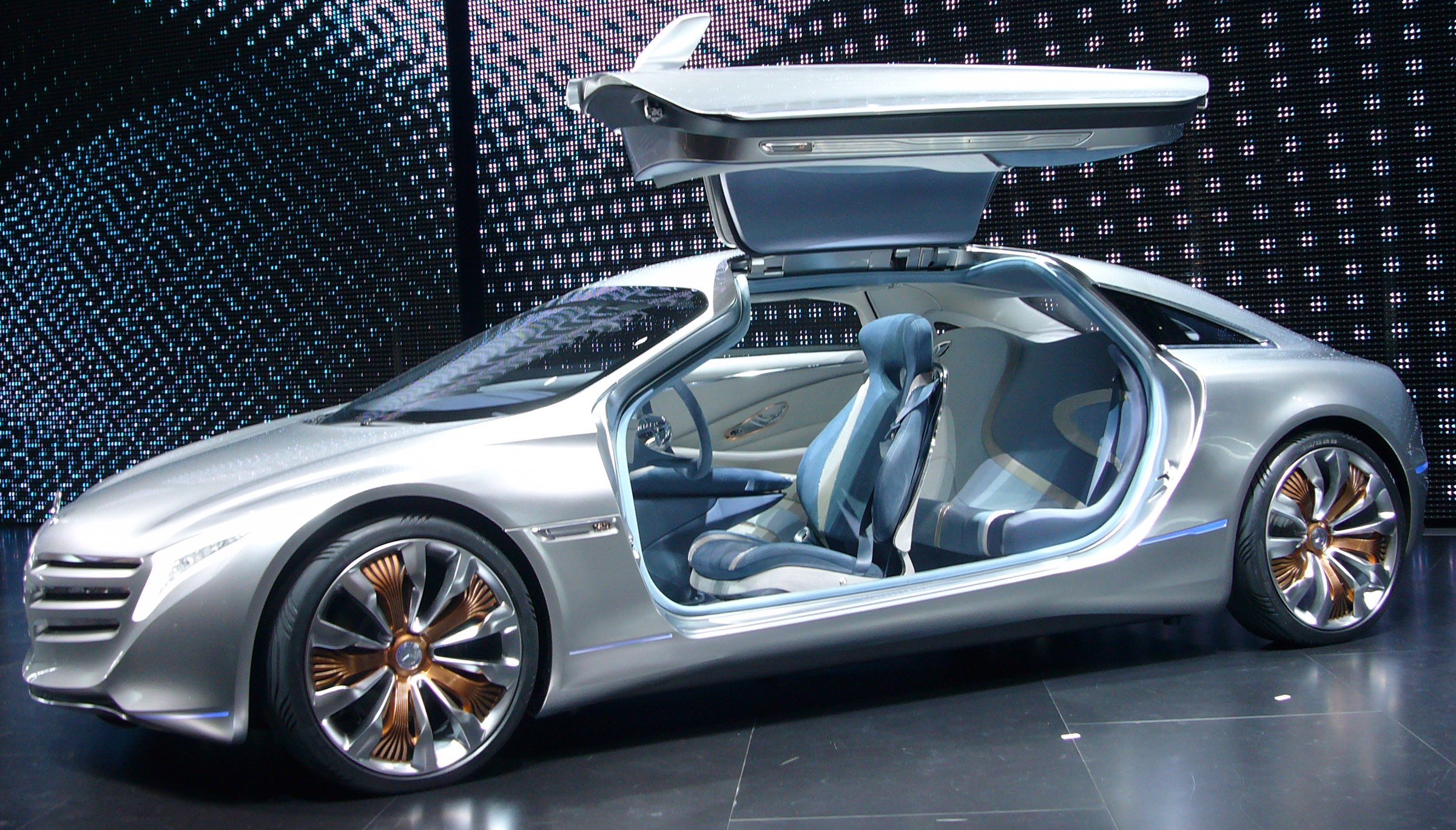 description mercedes benz f125 front quarter jpg. Cars Review. Best American Auto & Cars Review