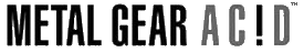 Immagine Metal Gear Acid logo.png.