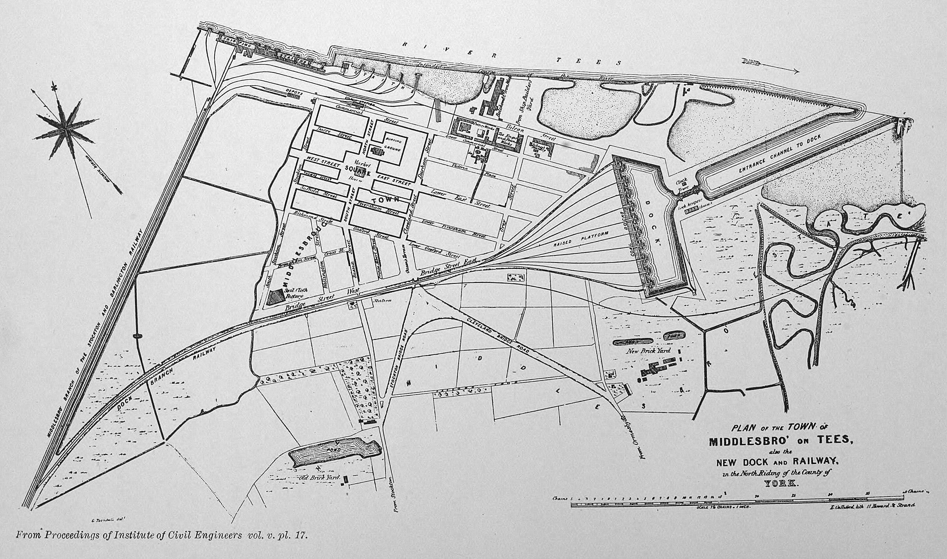 FileMiddlesbrough dock mapjpg Wikimedia Commons