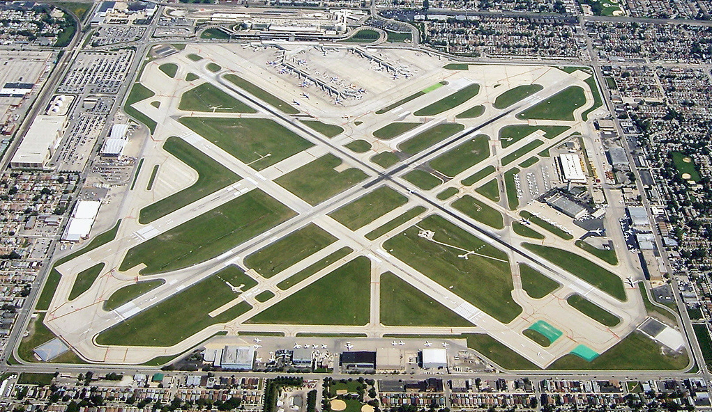 Midway International Airport - Wikipedia on