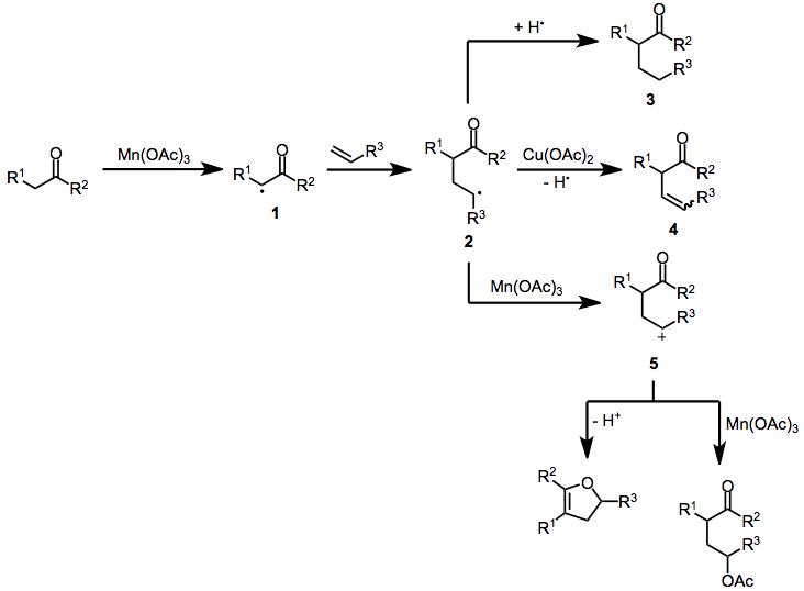 manganesemediated coupling reactions wikipedia