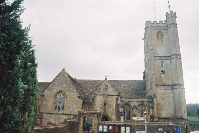 Montacute, parish church of St Katherine - geograph.org.uk - 1112439