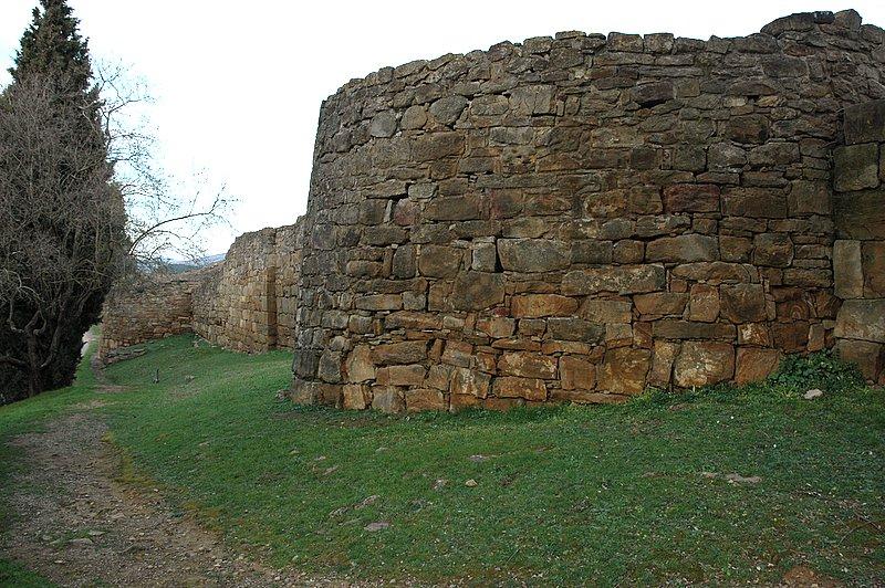 Muralles Ullastret