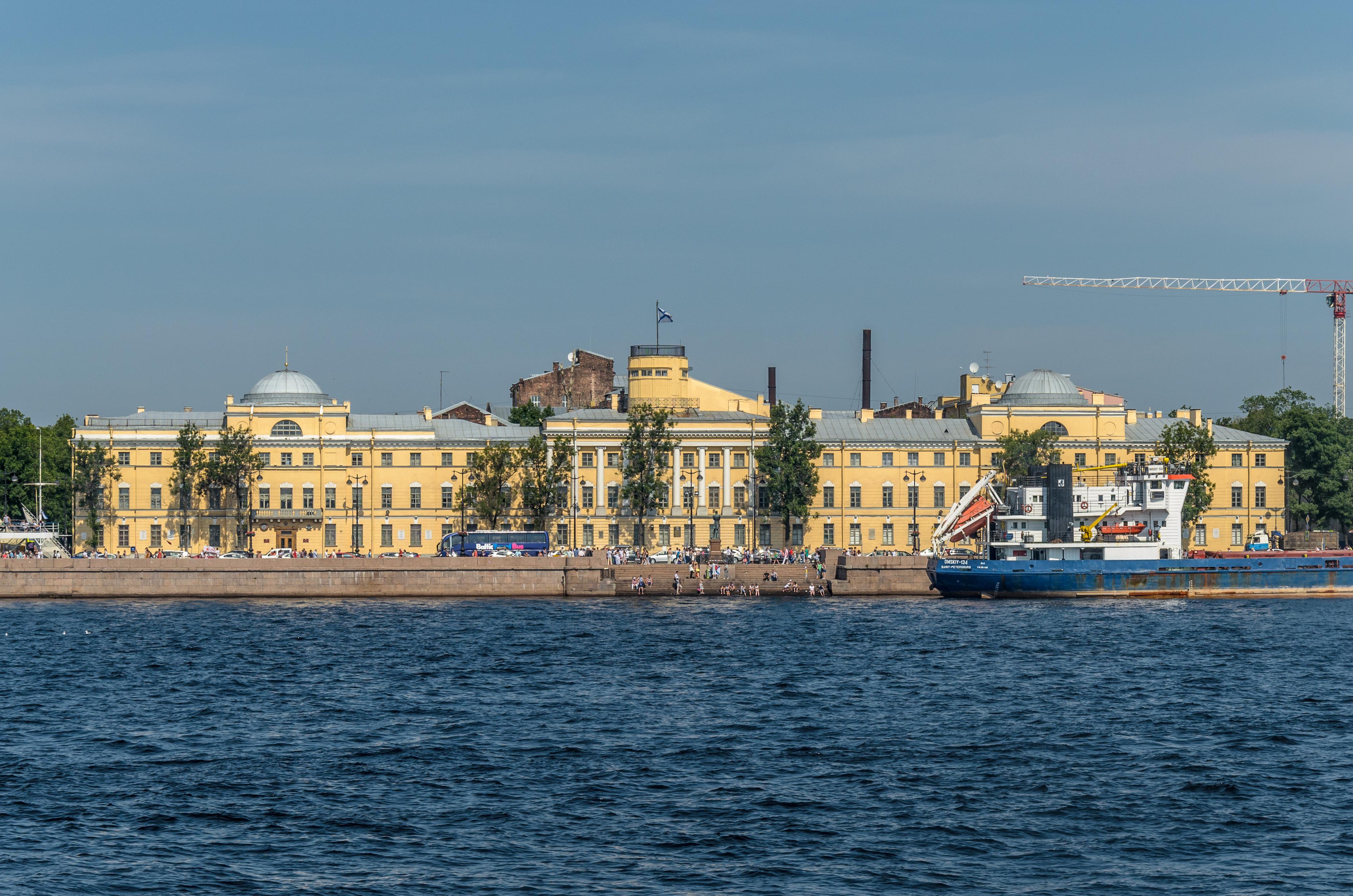 """Резултат с изображение за """"в Санкт Петербург е основана Военноморска академия."""""""