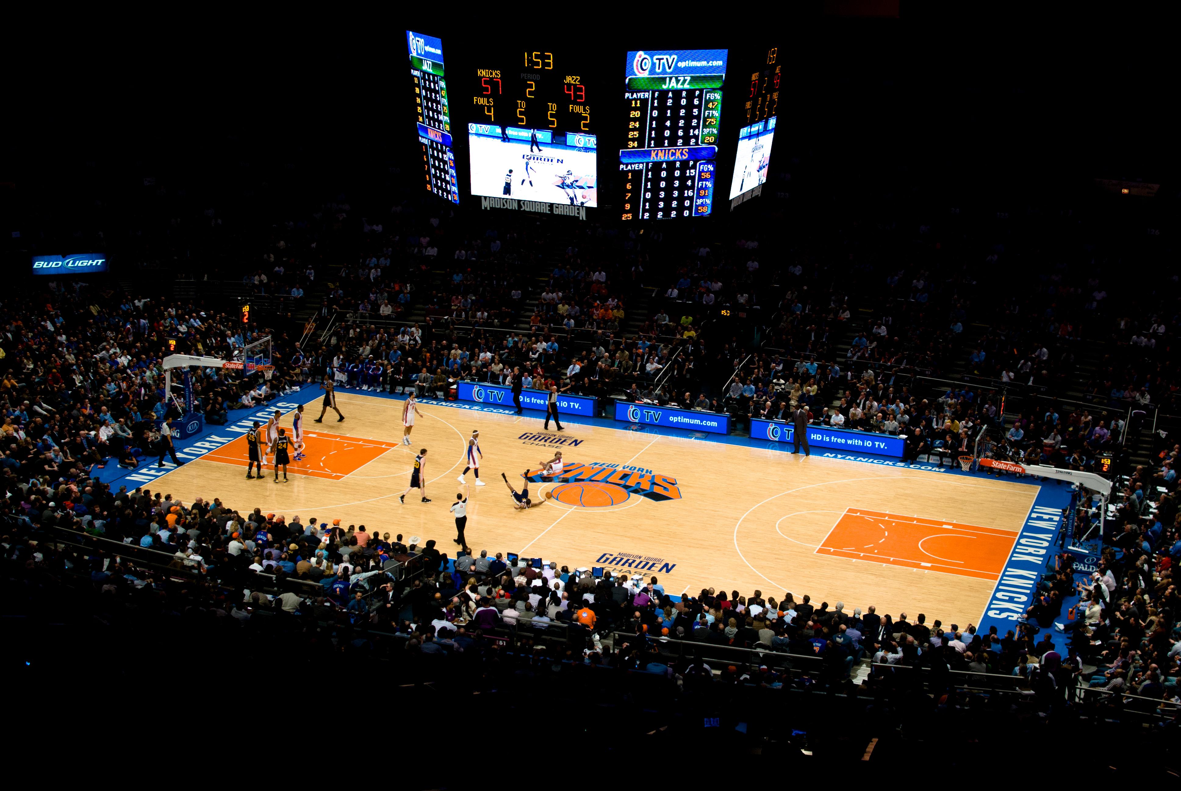 File New York Knicks In The Madison Square Garden 6054203290 Jpg