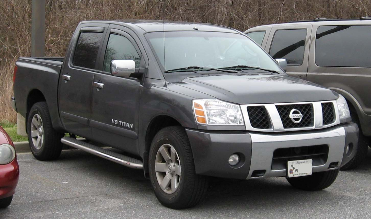 nissan titan wikiwand. Black Bedroom Furniture Sets. Home Design Ideas