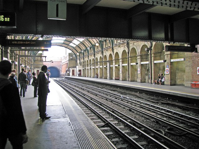 Notting Hill Gate station, W11 - geograph.org.uk - 830458