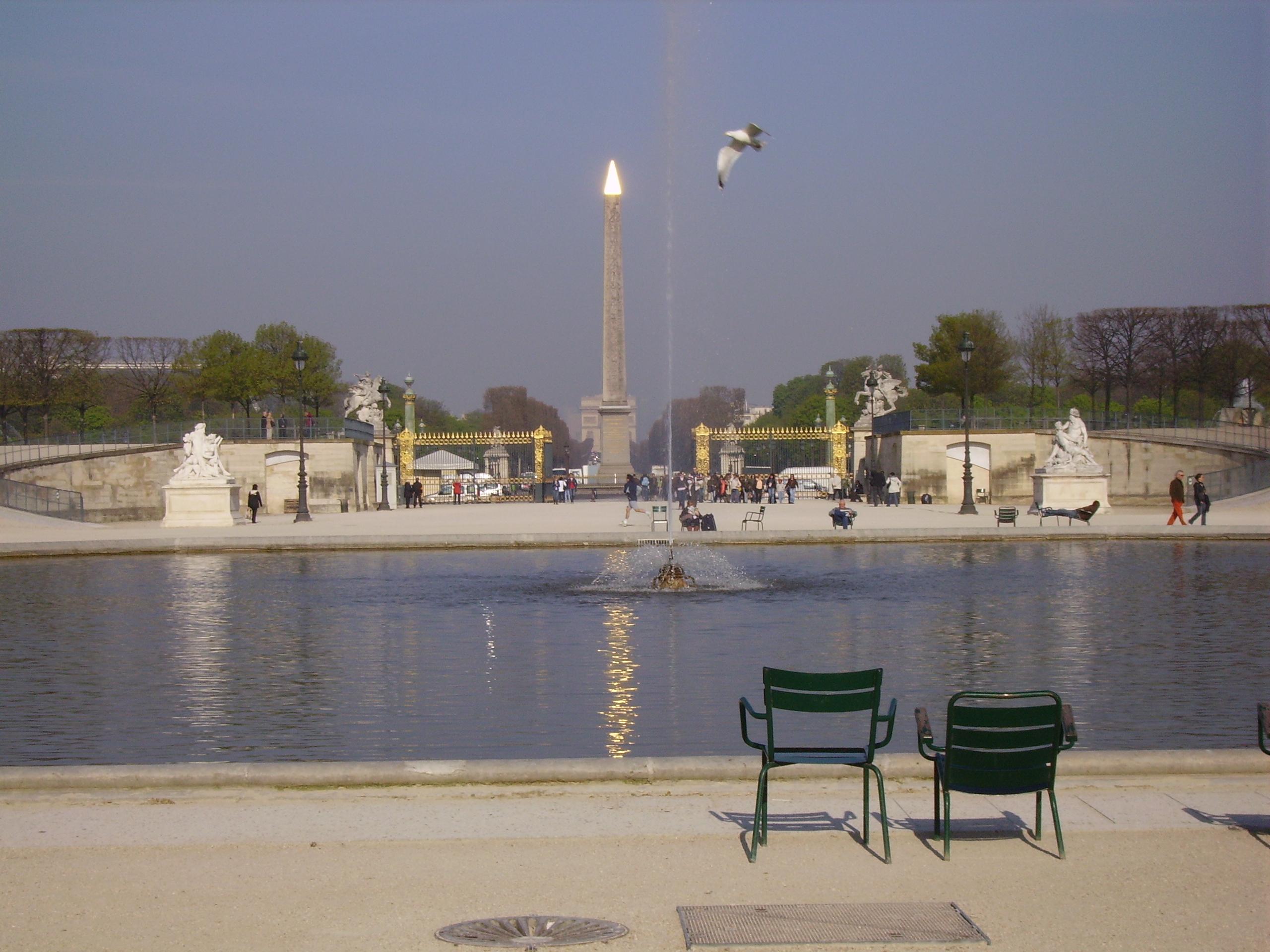 File Obélisque de la Concorde Jardins des Tuileries