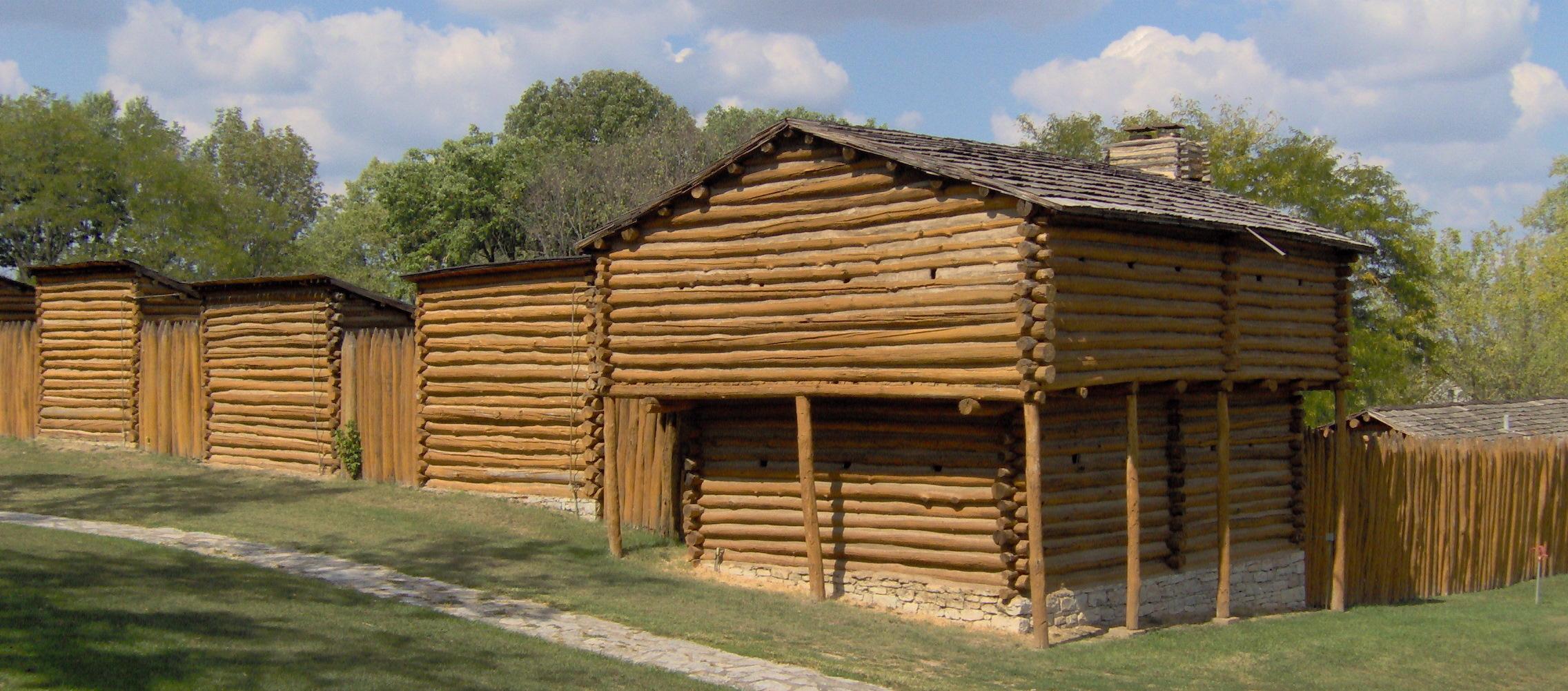 Old Fort Harrod State Park | Military Wiki | FANDOM powered