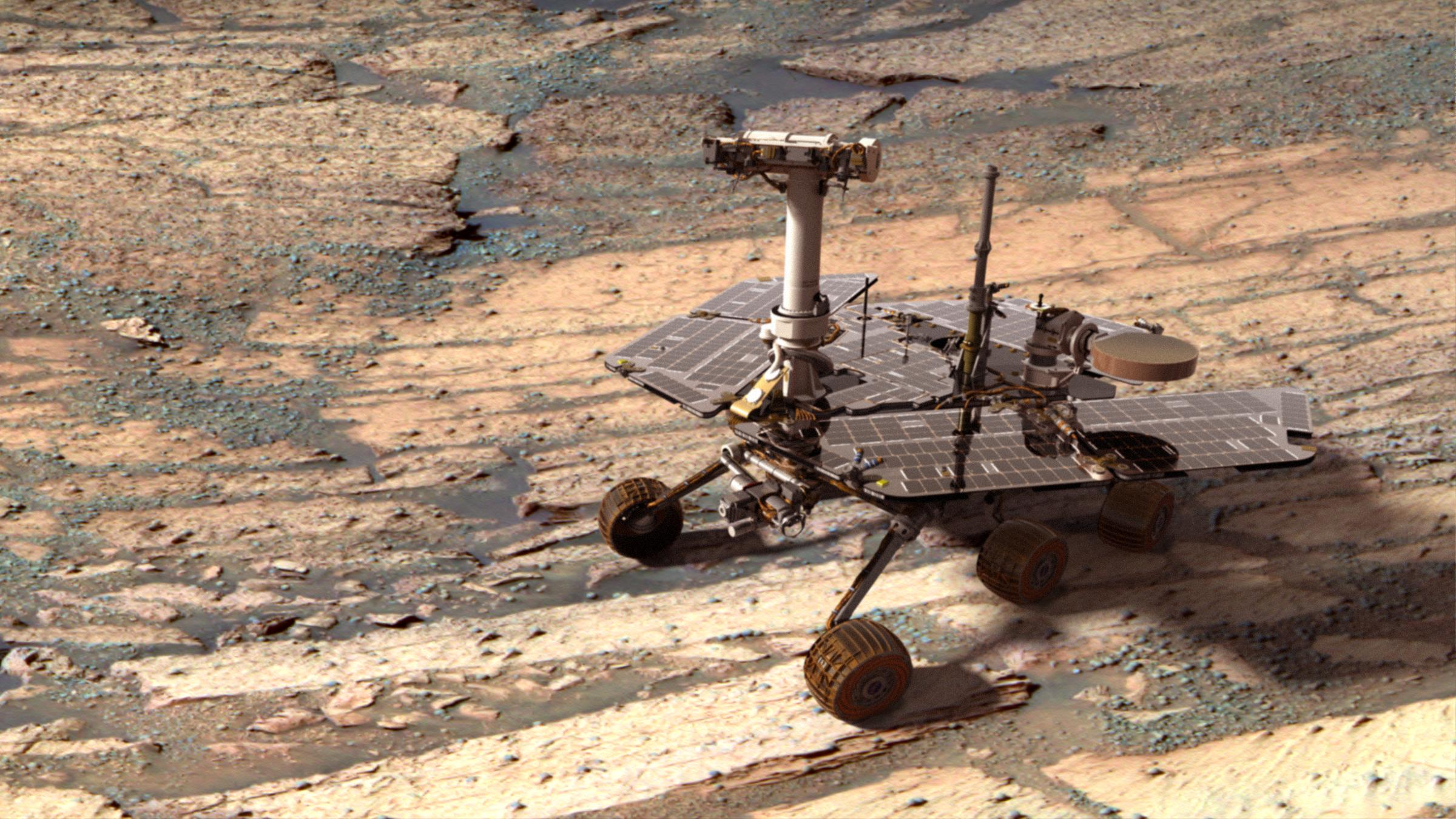 mars rover circuit - photo #13